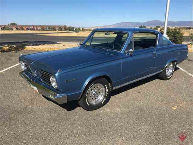 1966 Plymouth Barracuda | 1034272