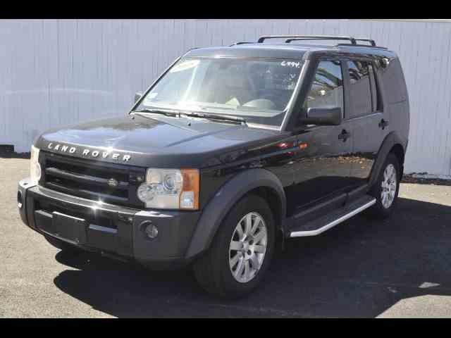 2005 Land Rover LR3 | 1034289