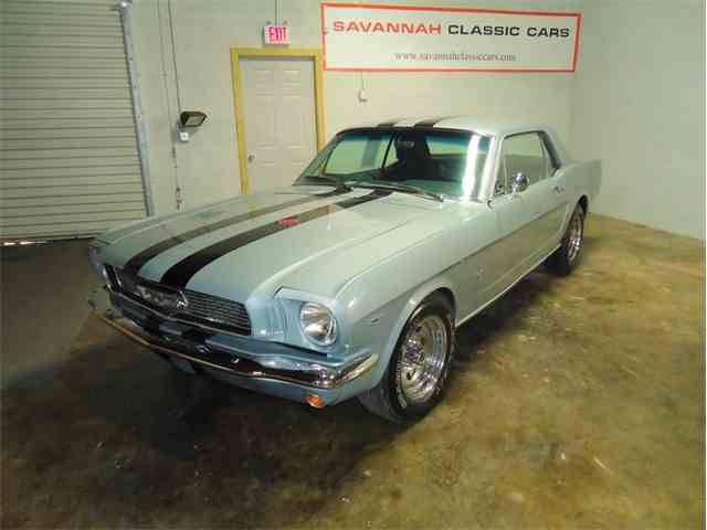 1966 Ford Mustang | 1034291