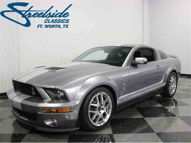 2007 Shelby GT500 | 1034293