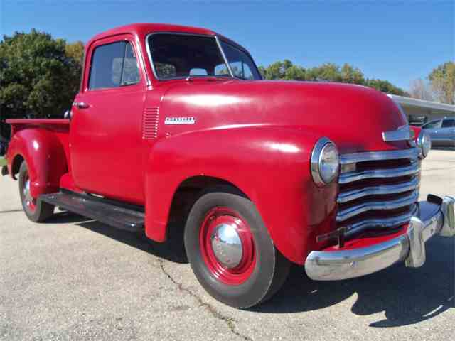 1952 Chevrolet 3100 | 1030430