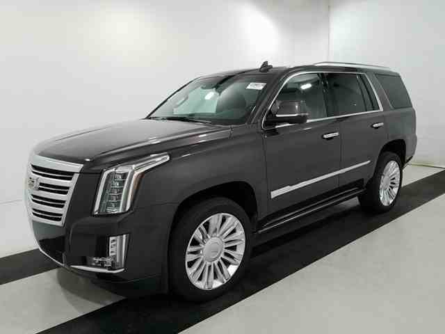 Picture of '16 Escalade - M62K