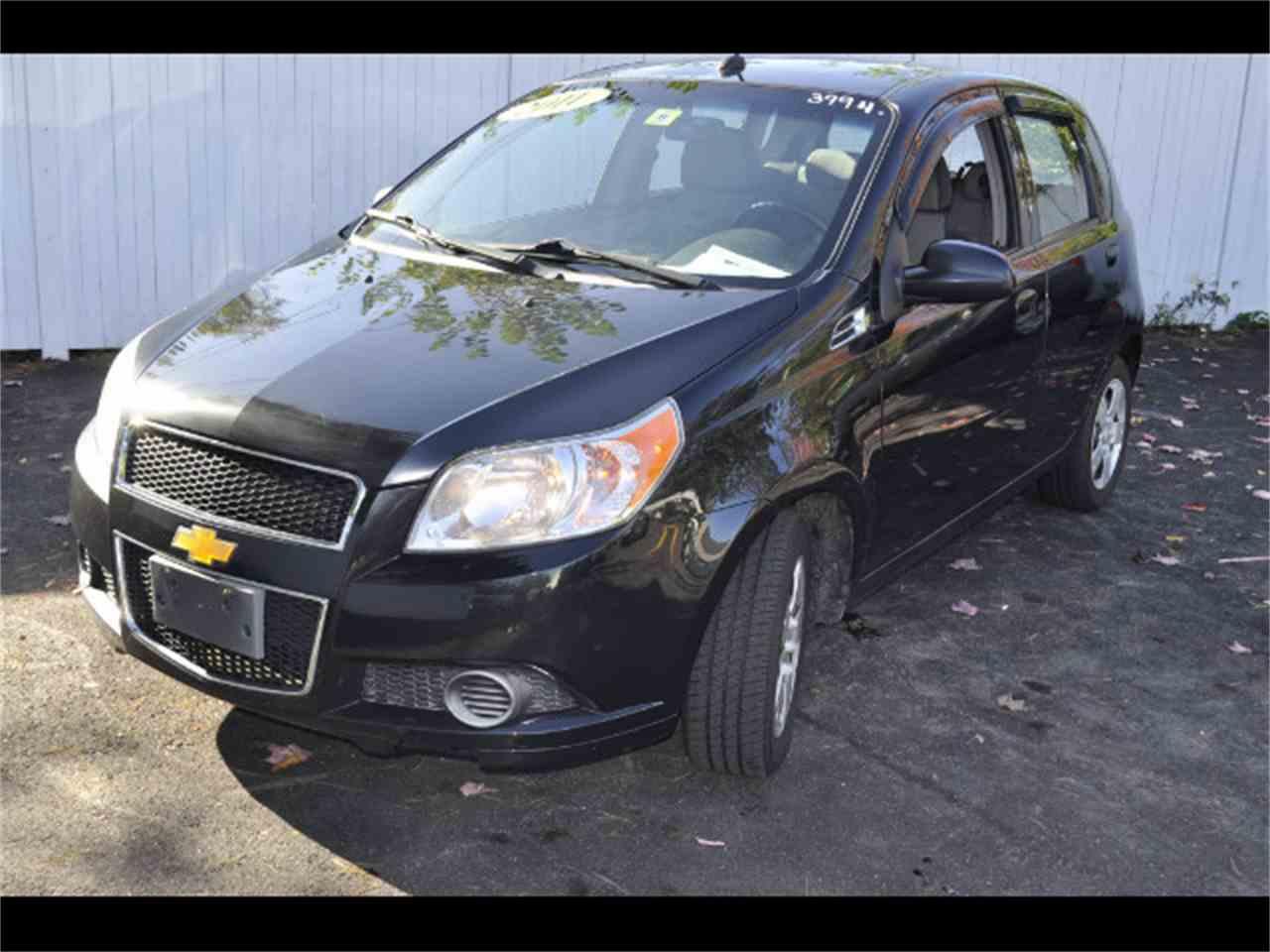 2011 Chevrolet Aveo for Sale - CC-1034312