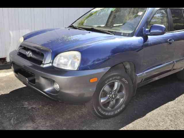 2006 Hyundai Santa Fe | 1034317