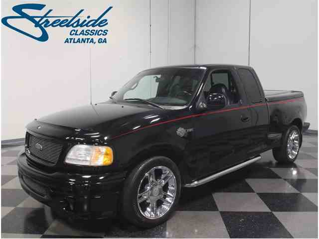2000 Ford F150 | 1034320