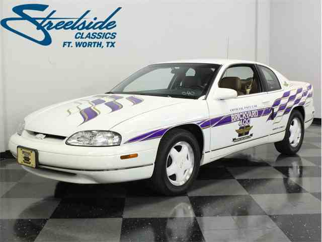 Picture of '95 Monte Carlo Pace Car - M635