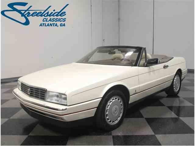 1991 Cadillac Allante | 1034324