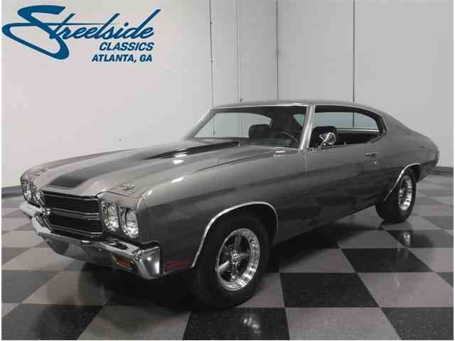 1970 Chevrolet Chevelle SS 454 Tribute | 1034326