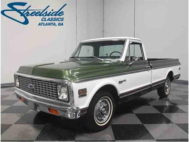 1972 Chevrolet C10 | 1034327
