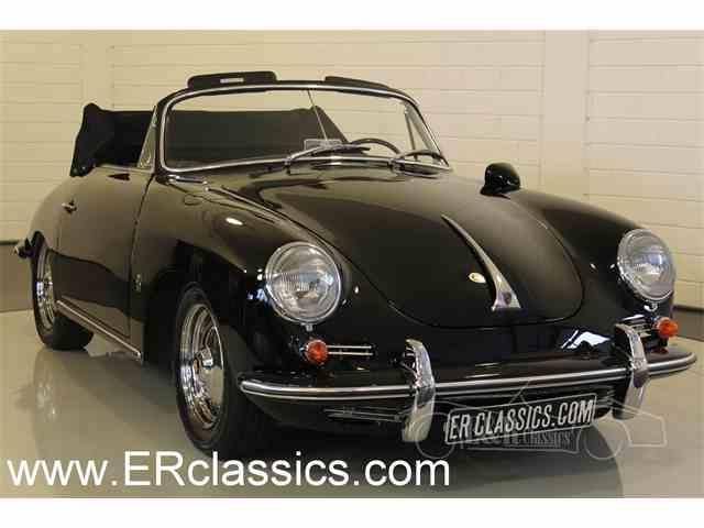 1962 Porsche 356B | 1034329
