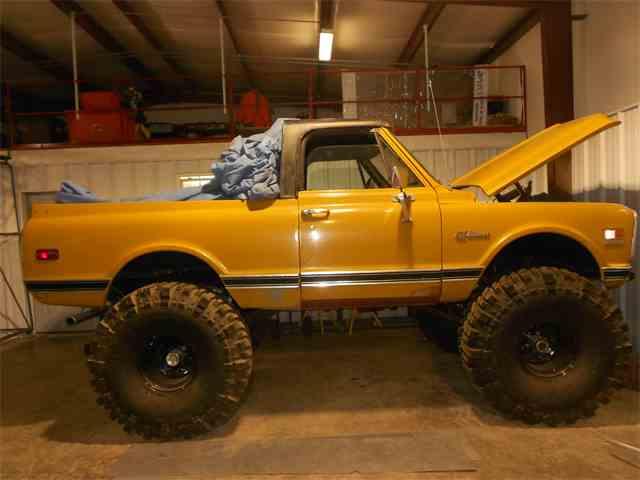 1969 Chevrolet Blazer | 1030435