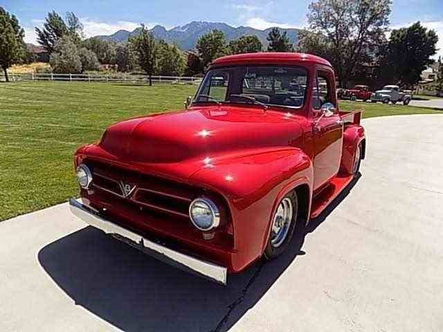 1953 Ford F100 | 1034350