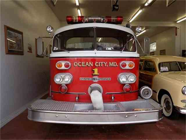 1969 American LaFrance Fire Engine | 1034367