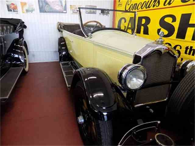 1927 Buick Touring | 1034368
