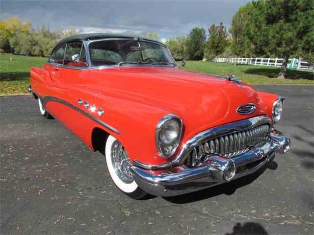 1953 Buick Roadmaster | 1034369