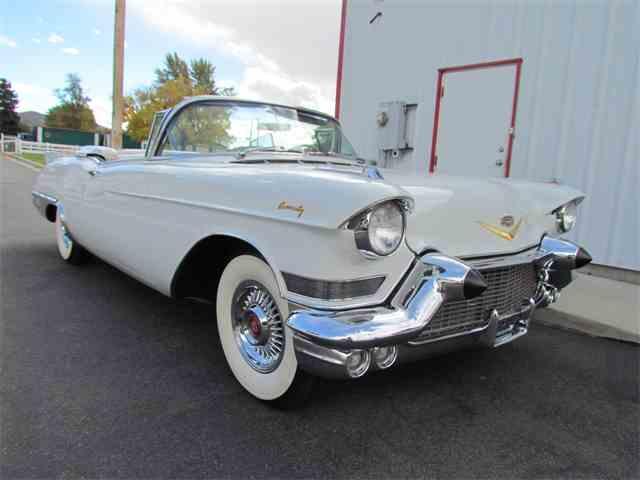 1957 Cadillac Eldorado   1034375