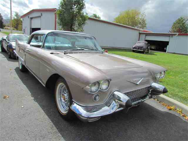 1957 Cadillac Eldorado   1034376