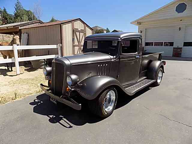 1935 Chevrolet Pickup   1034379