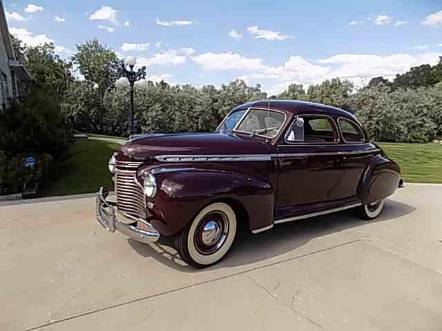 1941 Chevrolet Special Deluxe | 1034380