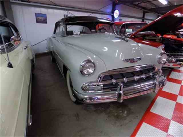 1952 Chevrolet Deluxe | 1034381