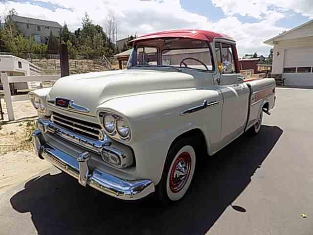 1958 Chevrolet Cameo | 1034389