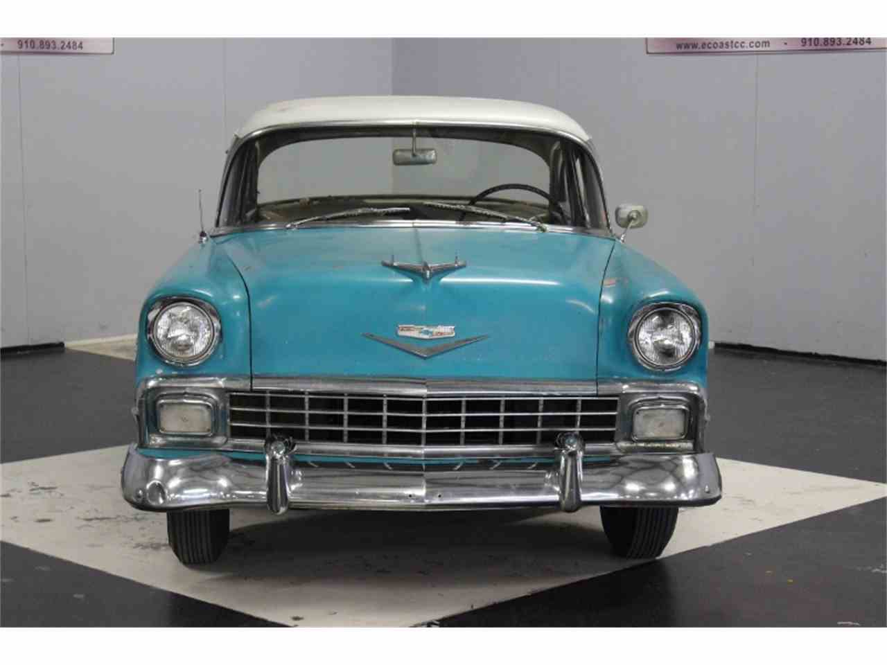 1956 chevrolet bel air for sale on classiccars com 74 - 1956 Chevrolet Bel Air For Sale Cc 1030439