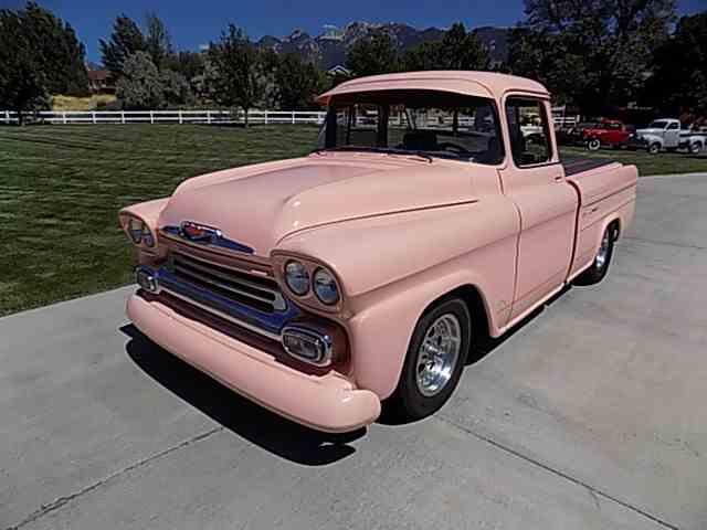 1958 Chevrolet Cameo | 1034390