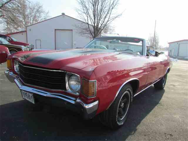 1972 Chevrolet Chevelle | 1034399