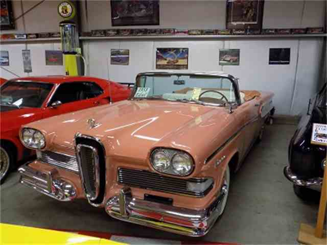 1958 Edsel Pacer | 1034414