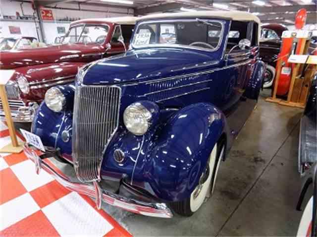 1936 Ford Model 68 | 1034424