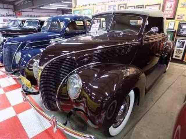 1938 Ford Deluxe | 1034426 & 1938 to 1940 Ford Deluxe for Sale on ClassicCars.com - 69 Available markmcfarlin.com