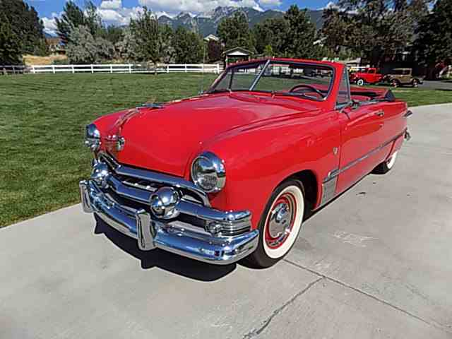 1951 Ford Convertible | 1034439