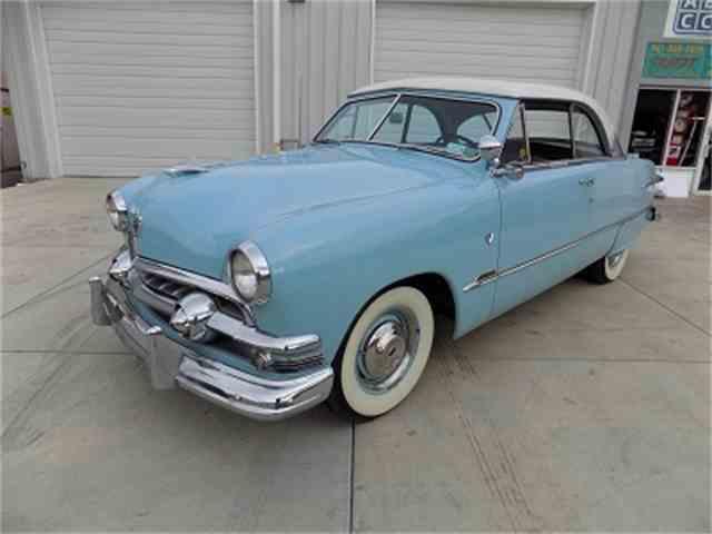 1951 Ford Victoria | 1034440