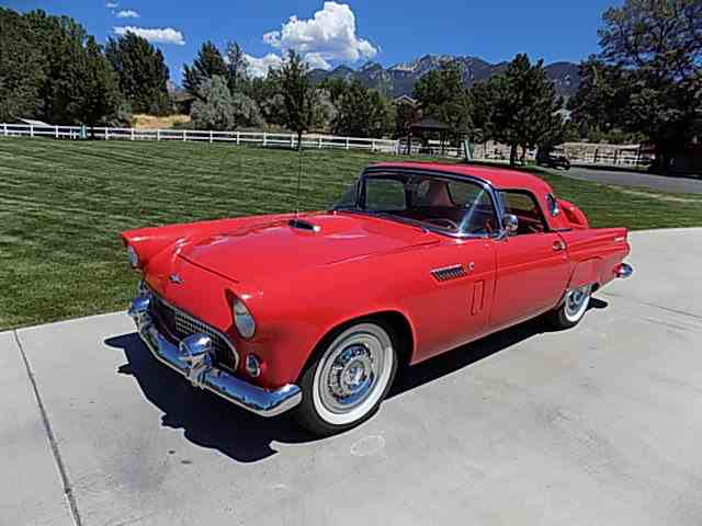 1956 Ford Thunderbird | 1034443