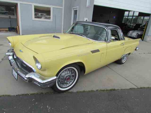 1957 Ford Thunderbird | 1034444