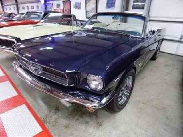 1965 Ford Mustang | 1034451