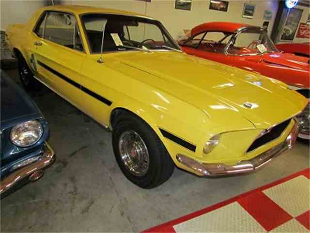 1968 Ford Mustang | 1034455