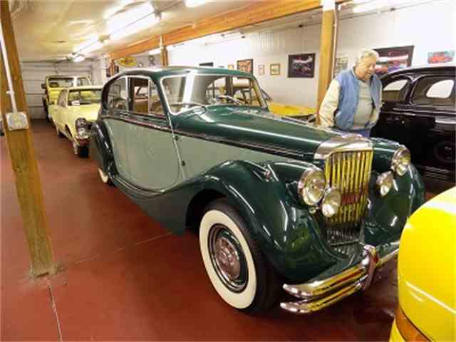1950 Jaguar Mark V | 1034463