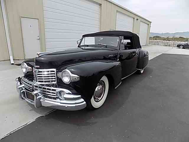 1948 Lincoln Continental | 1034469