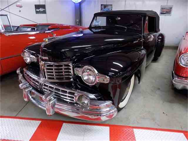 1948 Lincoln Continental | 1034470
