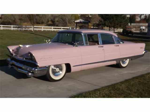 1956 Lincoln Premiere | 1034471