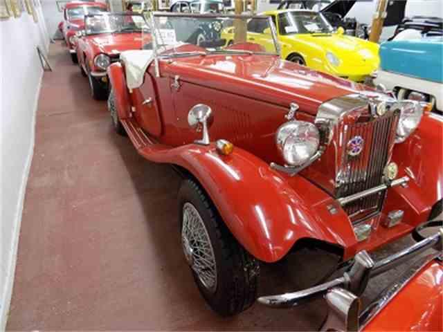1952 MG TD | 1034473