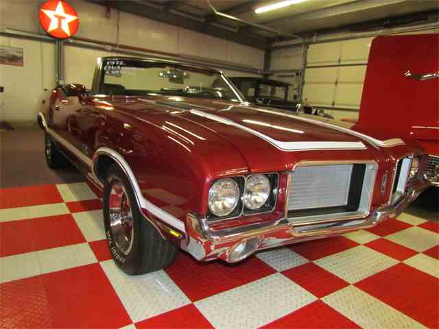 1972 Oldsmobile Cutlass | 1034482