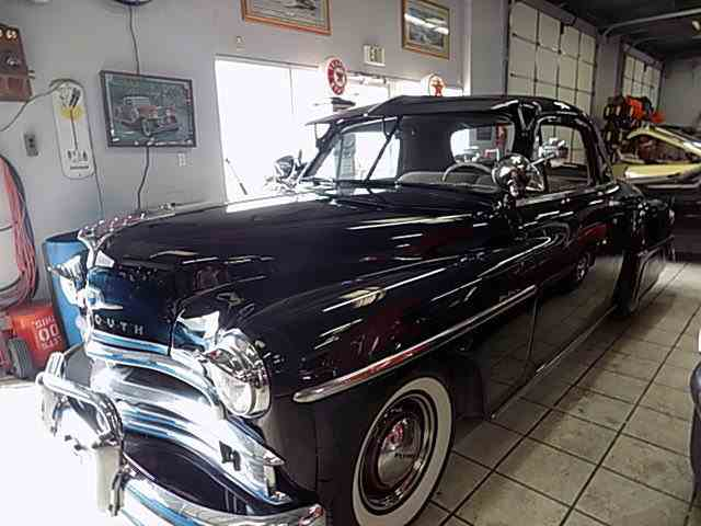 1950 Plymouth Business Coupe | 1034484