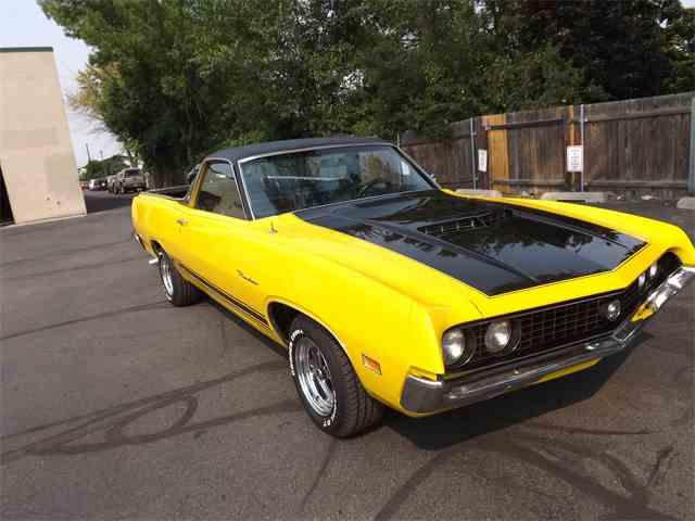 1970 Ford Ranchero | 1034505