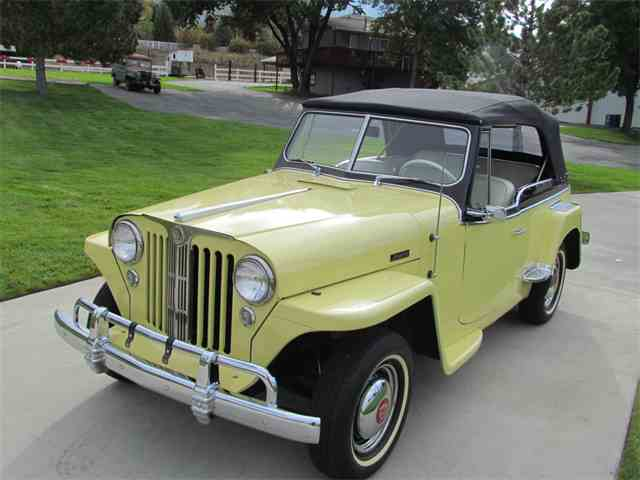 1949 Willys Jeepster | 1034506