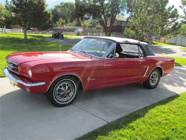 1965 Ford Mustang | 1034509
