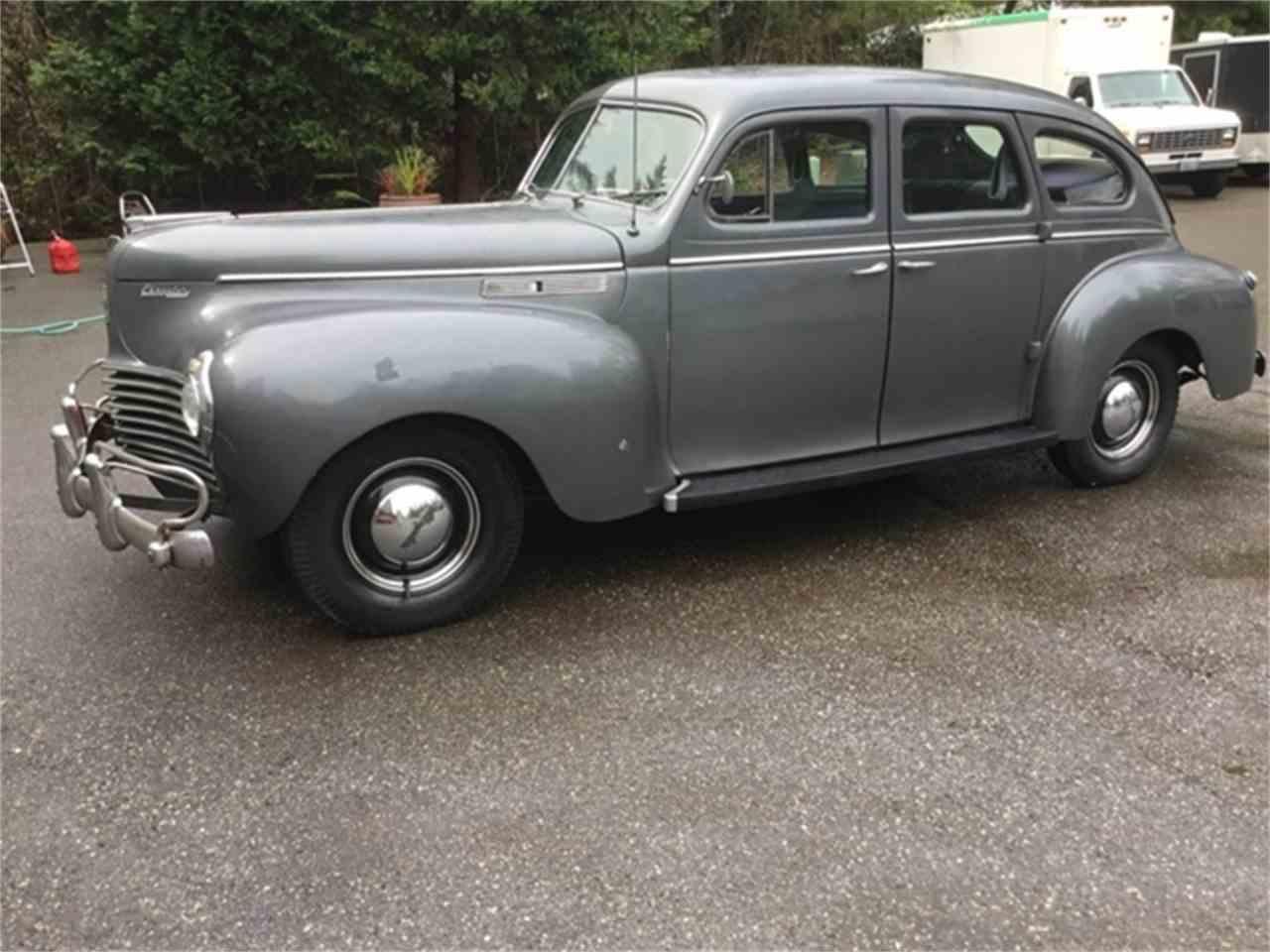 1940 Chrysler Windsor for Sale | ClassicCars.com | CC-1034511