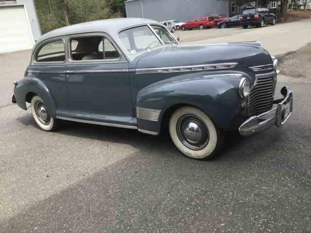 1941 Chevrolet Special Deluxe | 1034512