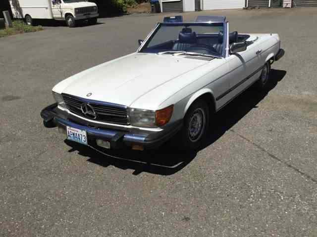 1979 Mercedes-Benz 450SL | 1034518